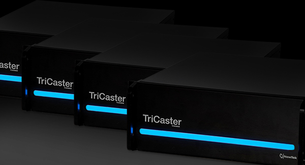 Big savings on the TriCaster 8000