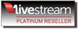 Production Consulting Group is a Livestream Platinum Reseller