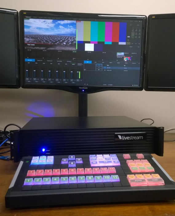 livesteam studio control surface for rent or sale