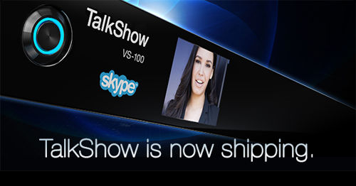 TalkShow Now Shipping